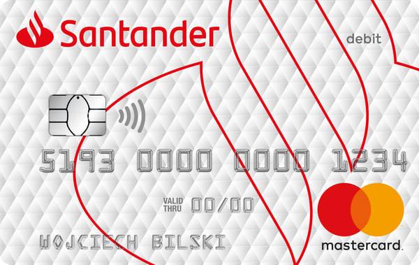 Karta Dopasowana Mastercard Visa Santander Bank Polska S A