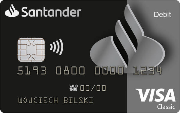 Visa  Select (do 30.06.2019r. Visa VIP)